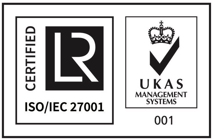 ISO27001 Accreditation